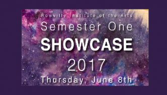 Rowville Institute of the Arts – Semester One Showcase