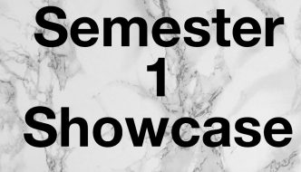 Rowille Institute of the Arts Semester 1 Showcase 2018